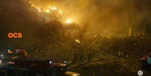 Chernobyl sur OCS - Les pompiers doivent éteindre le feu et meurent en héros
