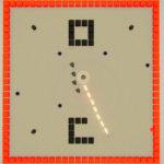 NieR Automata - 9S piratage carré